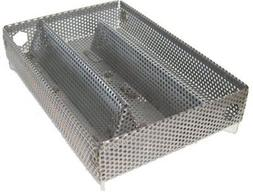 Pellet Tray Prefilled BBQ Pellets Wood Smoke Flavor Barbecue