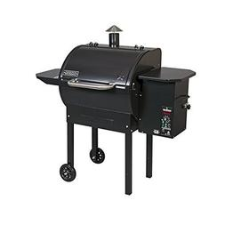 Camp Chef PG24DLX Deluxe Pellet Grill y Smoker BBQ con contr