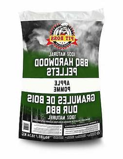 Pit Boss 55433 40 Pound Package BBQ Wood Pellets for Pellet