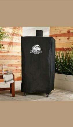Pit Boss Pellet Smoker Grill Cover Black Heavy Duty Polyeste