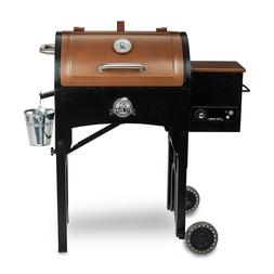 Portable Tailgate/Camp Pellet Grill w/ Folding Legs and 2 Fr