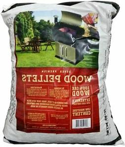 Premium BBQ Wood Pellets for Grilling Smoking Cooking Oak Ha