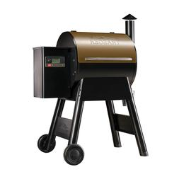 Traeger Pro 780 Smart Pellet Grill Smoker in Black Wifi Tech