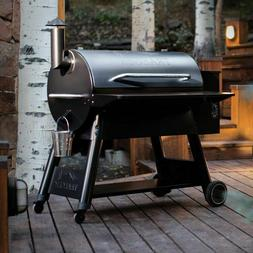 """Pro Series 34"""" Wood Pellet Grill by Traeger Wood-Fired Grill"""