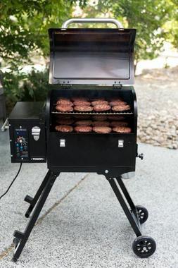 Camp Chef Pursuit 20 Portable Pellet Grill - Elec Auto Start