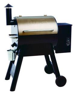 Traeger Pro Series 22 Bronze 572 Sq. In. Wood Pellet Grill