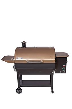 Camp Chef SmokePro LUX 36 Wood Pellet Grill Smoker, Bronze