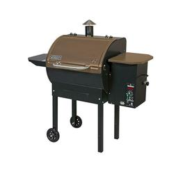 Camp Chef SmokePro SG 24 Wood Pellet Grill Smoker, Bronze