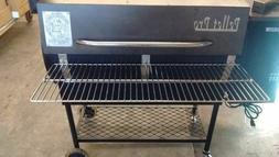 34x12 Stainless Folding Front Shelf for Pellet Grill,Traeger