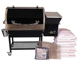 REC TEC Grills Stampede | RT-590 | Bundle | WiFi Enabled | P