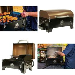 Pit Boss Table Top Pellet Grill - Copper Automatic Start Up