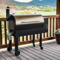 Traeger Texas Elite Pellet Grill 34, Wood-Fired Convection,