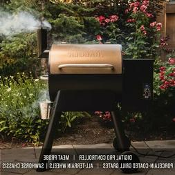 Traeger Industries TFB57PZBO Pro Series 22 Pellet Grill - Br