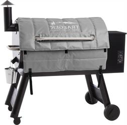 traeger insulation blanket pellet grill cover protection