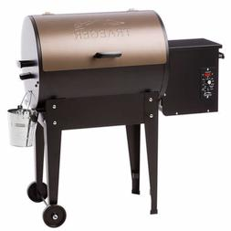 Traeger Junior Elite Pellet Grill Outdoor Cooking, Cover Inc