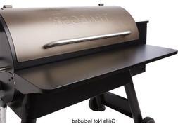 traeger pellet grill 34 series folding front