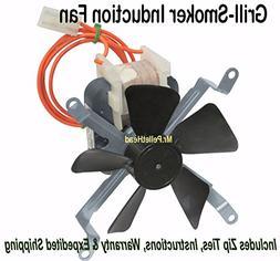 NEW Traeger Pellet Smoker Grill Induction Fan Motor  OEM FAN
