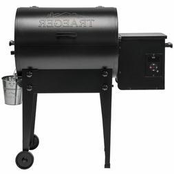 Traeger TFB30KLF Tailgater Pellet Grill Smoker W/ Digital Co