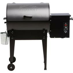 Traeger TFB30LUB Blue Lid Tailgater Electric Pellet Grill -