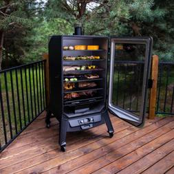 Louisiana Grills Vertical Pellet Smoker, Cover Included, Mod