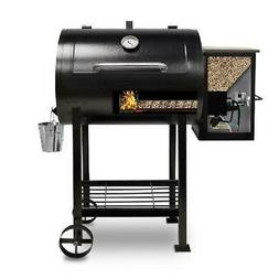 Pit Boss Wood Fired Pellet Grill with Flame Broiler 700 Sq.