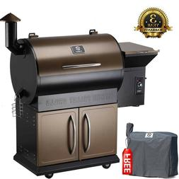 wood pellet bbq and smoker grill
