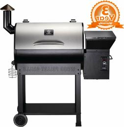 wood pellet bbq smoker grill bake roast