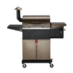 Z GRILLS Wood Pellet Grill BBQ Smoker Digital Control 572 sq