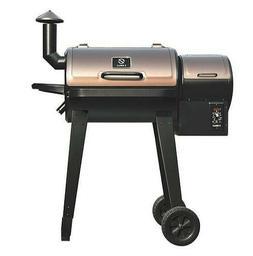 Z GRILLS Wood Pellet Grill BBQ Smoker Digital Controls  Seal