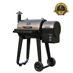 Z GRILLS Wood Pellet Grill and Smoker 2018 New Model ZPG-450