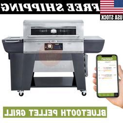 Cuisinart  Woodcreek 4 in 1 Pellet Grill w/Bluetooth Control