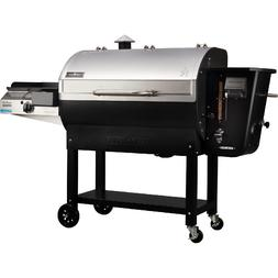 Camp Chef Woodwind WiFi 24-Inch Pellet Grill With Propane Se