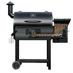 Z GRILLS PRO 7002 WOOD PELLET GRILL AND SMOKER /W DIGITAL TE