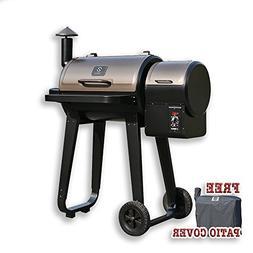Z GRILLS ZPG-450A 7 in 1 BBQ Grill Auto Temperature Control,