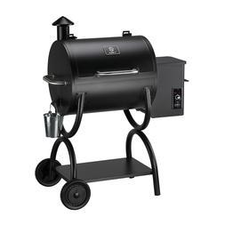 zpg 550a wood pellet grill bbq smoker